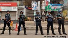 Bangladesch - Generalstreik