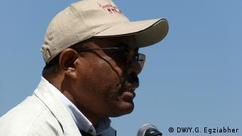 Windenergie Projekt Ashegoda Mekelle