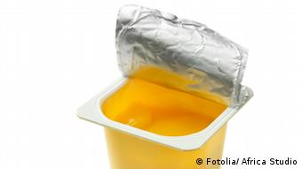 Symbolbild - Joghurt