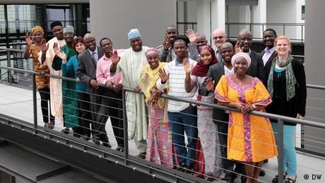Haussa Redaktion 50 Jahre Jubiläum
