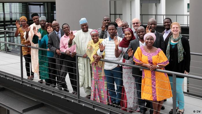 The DW Hausa Service celebrates its 50th anniversary (Photo: DW)