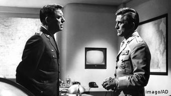 Burt Lancaster and Kirk Douglas in Seven Days in May