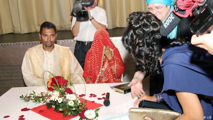 Liberal- Islamischer Bund - Islamischer Ehevertrag in Deutschland