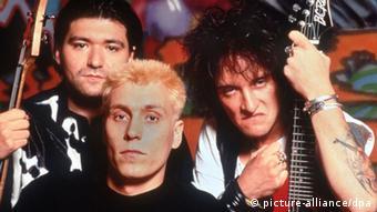 Die Ärzte im Jahr 1993: Rod, Farin Urlaub, Bela B. (v.l.) (Foto: picture-alliance/dpa)