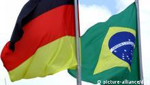 Symbolbild Beziehung Brasilien Deutschland