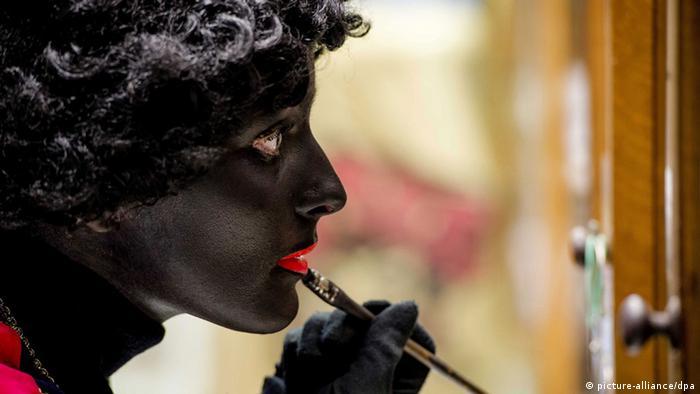 Zwarte Piet Protest in Soest