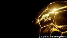 Fussball International FIFA Pokal Weltfußballer