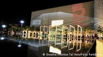 Auftaktveranstaltung zu den Berlin Dayz mit mehr als 100 kulturellen Veranstaltungen, die das Goethe-Institut organsiert, Oktober 2013: Copyright: Goethe-Institut Tel Aviv/Felix Rettberg