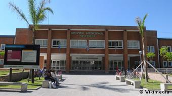 Ezeiza Hospital in Buenos Aires