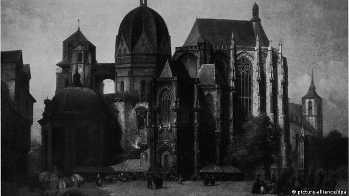 Чи повернеться з Сімферополя до Ахена Ахенський собор Пуліана?