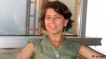 Rebecca Karl, history professor at New York University; (Photo: Rebecca Karl)