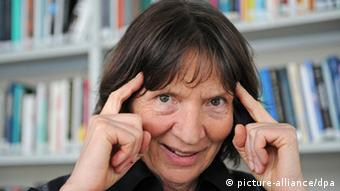 Author Aleida Assmann