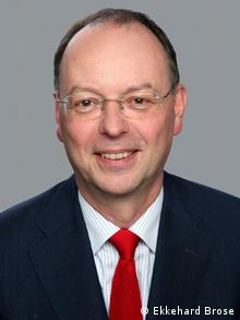Президент Федеральної академії політики безпеки Еккегард Брозе