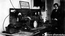 Deutschland Geschichte Rundfunk Rundfunksender im Voxhaus an der Potsdamer Straße