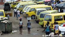 Insegurança nos táxis de São Tomé e Príncipe