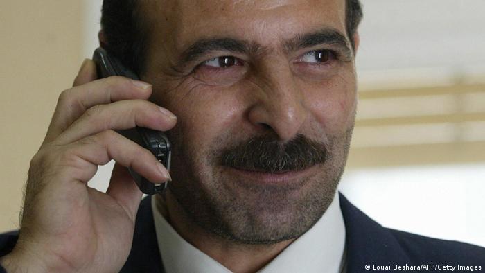 Der syrische Rechtsanwalt Anwar al-Bunni