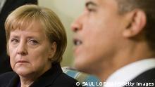 Bundeskanzlerin Merkel NSA Überwachung Obama