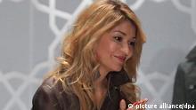 Gulnara Karimowa Tochter des usbekischen Präsidenten