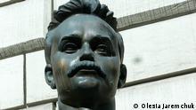 Büste für ukrainischen Dichter Iwan Franko in Wien