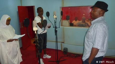 LBE-Produktion in Abuja
