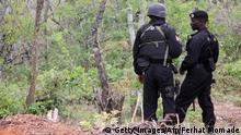 Unruhen in Mosambik