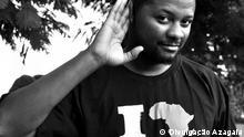 mozambikanischer Rapper Azagia