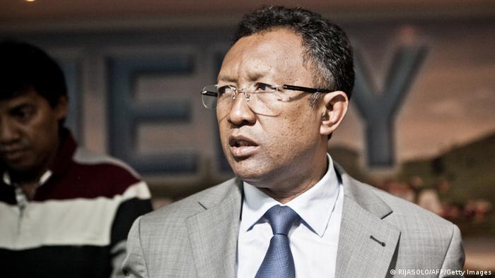 Wahlen Madagaskar Hery Rajaonarimampianina
