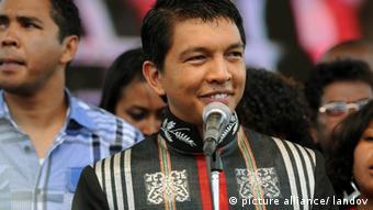 Interimspräsident Andry Rajoelina (Foto: picture alliance)