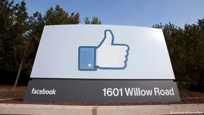 A file photograph showing a view of Facebook's new Corporate Headquarters in Menlo Park, California, USA (photo via epd)