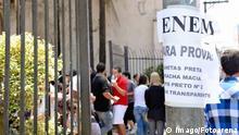 Brasilien Abschlussprüfung ENEM Oktober 2013