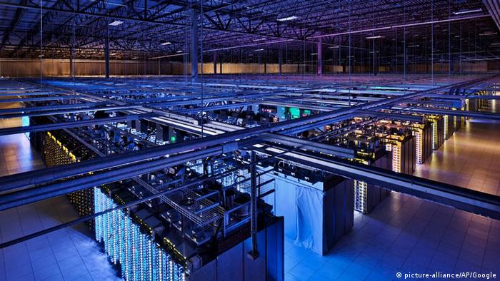 Google data center in Hamina, Finland (AP Photo/Google)