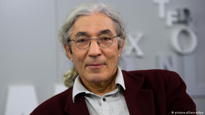 Boualem Sansal, aufgenommen am 13.10.2012 auf der 64. Frankfurter Buchmesse in Frankfurt am Main. pixel