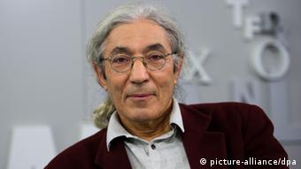 Algerischer Schriftsteller Boualem Sansal (picture-alliance/dpa)