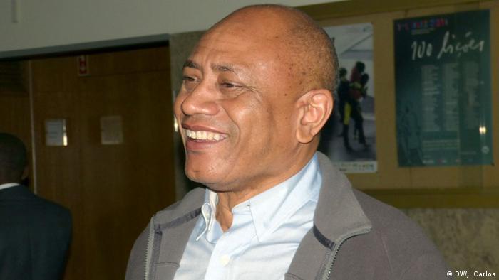 Lourenço do Rosário, académico e antigo mediador entre a RENAMO e o Governo