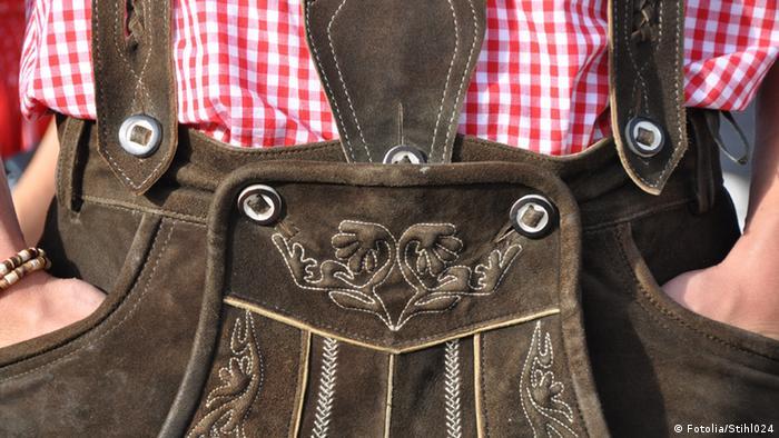 Bavarian Lederhose (Fotolia/Stihl024)
