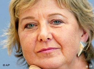 Stasi archive agency head Marianne Birthler