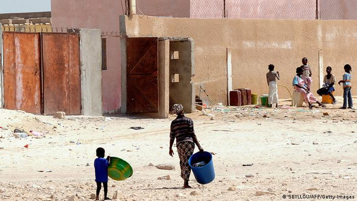 Nouadhibou in Mauritanien (SEYLLOU/AFP/Getty Images)