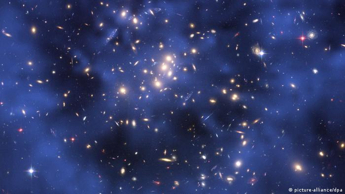 Supercomputer builds profile to hone in on dark matter particles