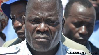 Demonstration gegen Entführungen und Krieg in Maputo