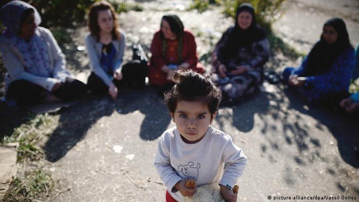 Sirijske izbjeglice u Bugarskoj