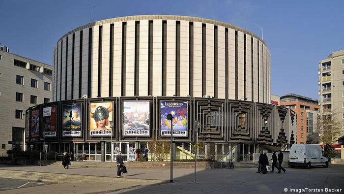 circular building (imago/Torsten Becker)