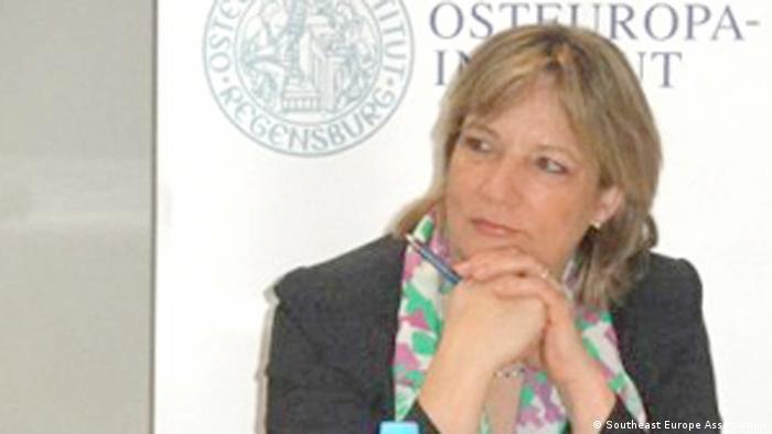 Johanna Deimel (Southeast Europe Association)