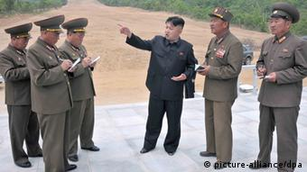 Nordkorea will Weltklasse-Skigelände bauen