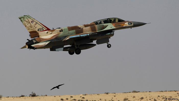Zrakoplov F-16 (Reuters)
