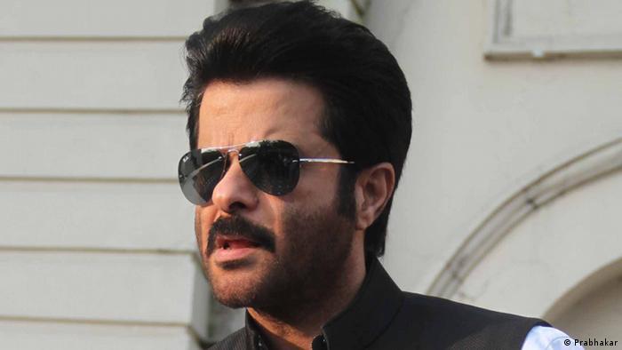 Bollywood Star Anil Kapoor Kalkutta (Prabhakar)