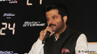 Bollywood Star Anil Kapoor Kalkutta