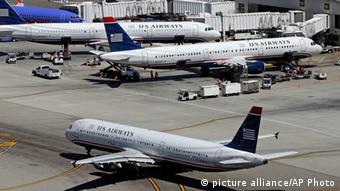 USA Infrastruktur Los Angeles Flughafen (picture alliance/AP Photo)