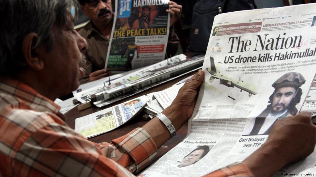 AI issues damning report on Pakistan′s media situation