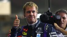 Abu Dhabi Formel 1 Sebastian Vettel