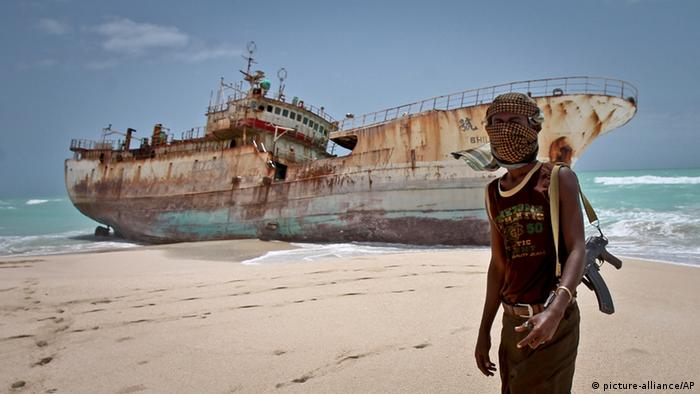 Piracy off the coast of Somalia peaked in 2011.